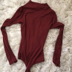 Tops - Long sleeve body suit